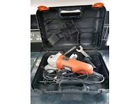 Black&Decker 4inch Grinder