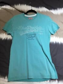 Superdry mens t shirt size small