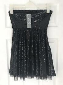 Ladies party dress size 10 NEW