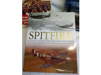 Books Locomotive Railway, adventure Endurance and Military German vehicles, battleships, Spitfire