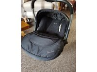 Silvercross baby car seat from birth +.