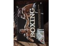 Boxing book and DVD