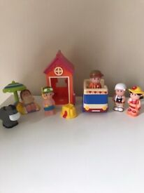 Happyland Seaside Set