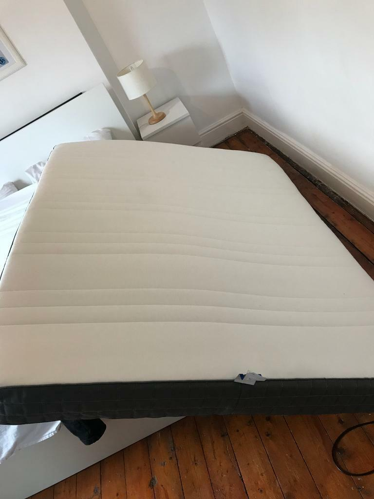 King Size Memory Foam Mattress Ikea Morgedal In Trafford Manchester Gumtree