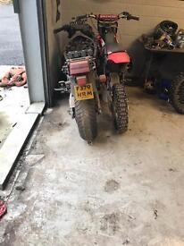 1989 Kawasaki zxr 750
