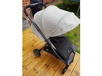 Grey mamas and papas armadillo pushchair