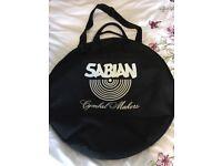 "Sabian 22"" cymbal bag"