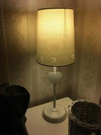 Bedside lamps for sale!