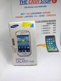 Samsung Galaxy Fame only on Tesco