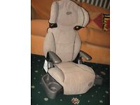 Evenflo high-backed child car booster seat 15-36kg (4-11yrs)