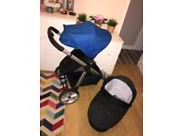 icandy apple 2 pear pram pushchair