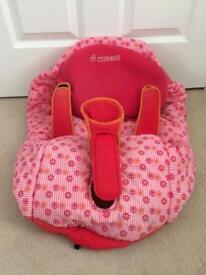Maxi Cosi Tobi car seat cover