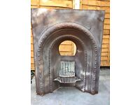 Original Victorian Fireplace - Perfect condition, Cleaned