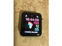 Apple Series 3 Watch (GPS/Cellular) 38 mm Mint Condition