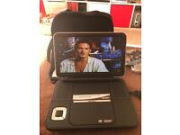 Alba 10inch Portable DVD player in as new condition