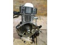 Xt 125 engine spairs