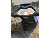 Lexmoto Fms 125 2015-16 Blue Urgent!