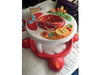 Baby walker great condition!
