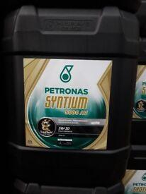Petronas Syntium 5000 AV 5W30 Car Engine Oil 20 Litres VW AUDI PORSCHE oil change