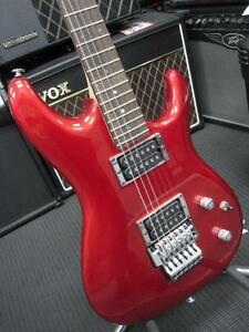 Ibanez JS1200 Joe Satriani Electric Guitar (Red) with Hard Case & Free Roland Cube-01 Amp