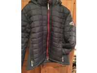 Superdry Women's hooded Fuji jacket