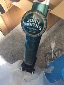 John smiths beer pump