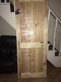 Pine Door New