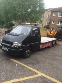 VW T4 RECOVERY TRUCK ONLY 44k SINCE NEW