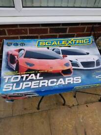 Scalextric total supercars