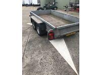 Bateson 2 ton trailer