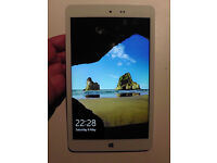 Tablet - Android & Windows 10 - 8 Inch Hi Res Screen