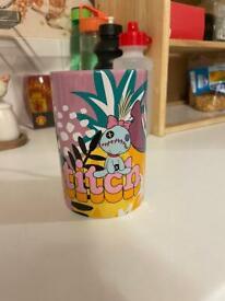 Disney Stitch Halloween Mug