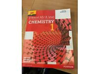 EDEXCEL NEW CHEMISTRY BOOK