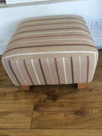 Next Footstool Immaculate Condition