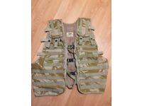 Army surplus - Desert tactical vest
