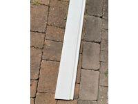 White Primed Torus MDF Skirting Board - 5.40 Metres x 145mm x 18mm - Brand New (6 Off) - £22.50 Each