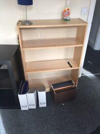 Book shelving IKEA