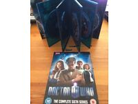 Doctor Who DVD Box Set Series 6