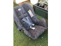 Baby car seats x2