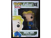 Fallout Vault Boy Pop Vinyl # 53