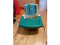 Chicco booster/feeding seat