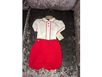 Spanish baby wear