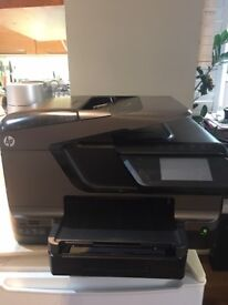 Printer 4 in 1 with scanner with ink worth over £80