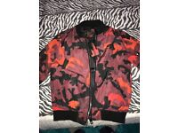 Valentino bomber style jacket authentic (Size Large)