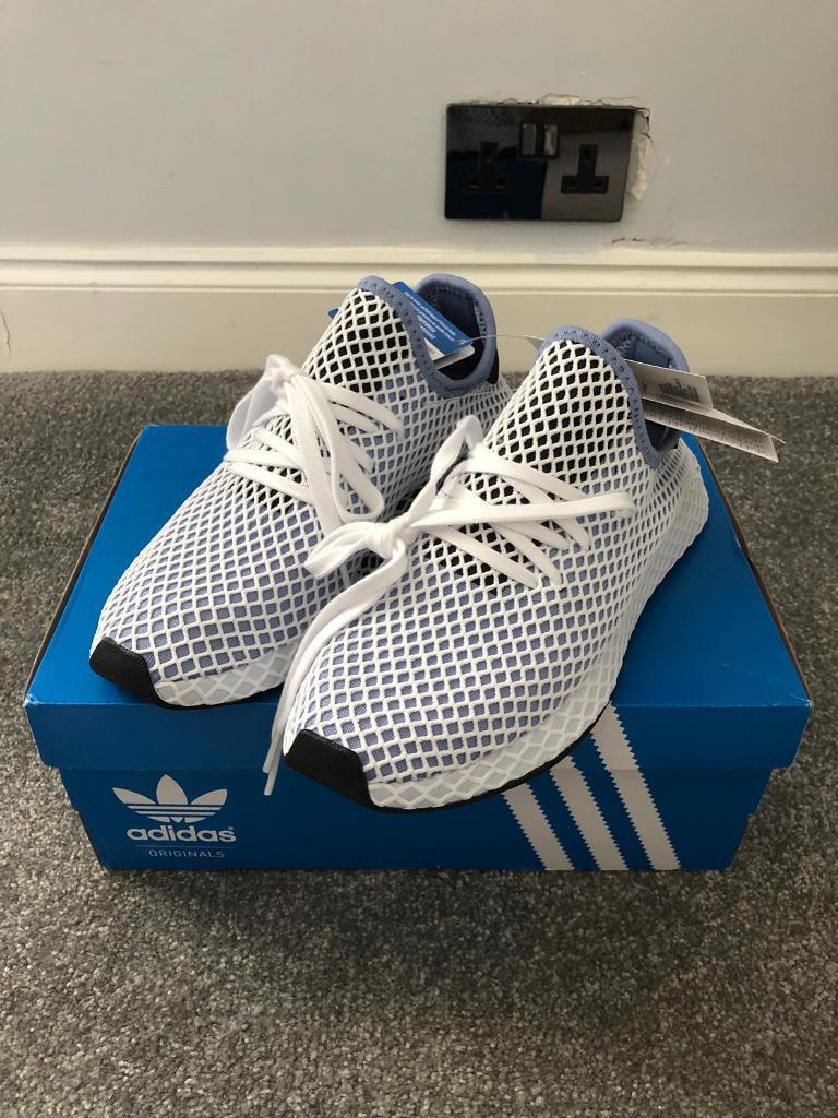 7faf38b8722 Adidas deerupt runner women's trainers | in Peacehaven, East Sussex |  Gumtree