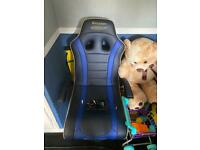 XRocker Adrenaline Gaming chair!