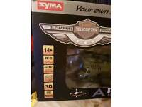 rc chinook helicopter