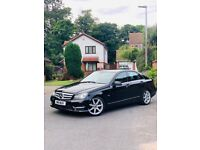 MERCEDES C250CDI BLUE EFFICIENCY, 7G TRONIC, MASSIVE SPEC,1 OWNER FROM NEW,2 KEYS, LOOK.,.