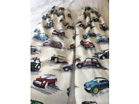 Boy's Bedroom Curtains