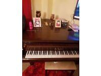 Loyd London piano